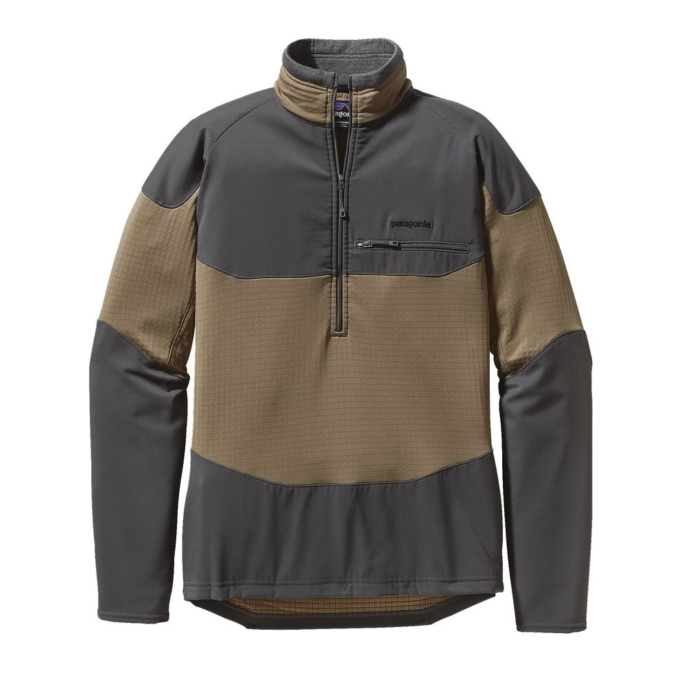 Patagonia Long-Sleeved R1 Field 1/4-Zip
