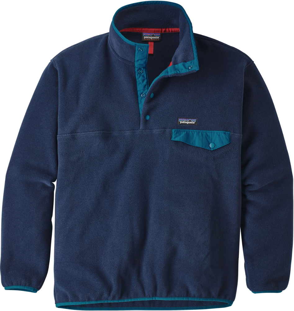 photo: Patagonia Women's Synchilla Snap-T Pullover fleece top