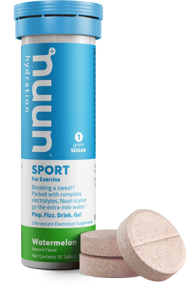 photo: Nuun Sport Hydration Tablets drink