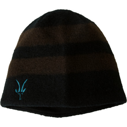 photo: Ibex Highlander Loden Hat winter hat