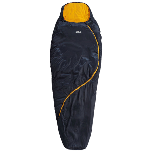 photo: Jack Wolfskin Women's Smoozip -5C/23F 3-season synthetic sleeping bag