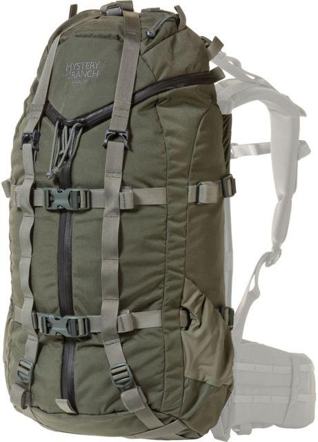 photo: Mystery Ranch Men's Pintler external frame backpack