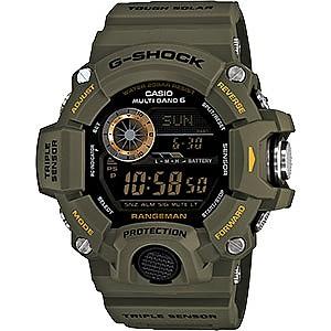 photo: Casio G-Shock Rangeman GW9400-3 altimeter watch