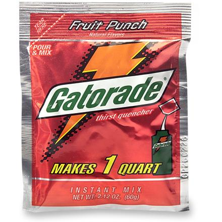 photo: Gatorade Fruit Punch Mix drink