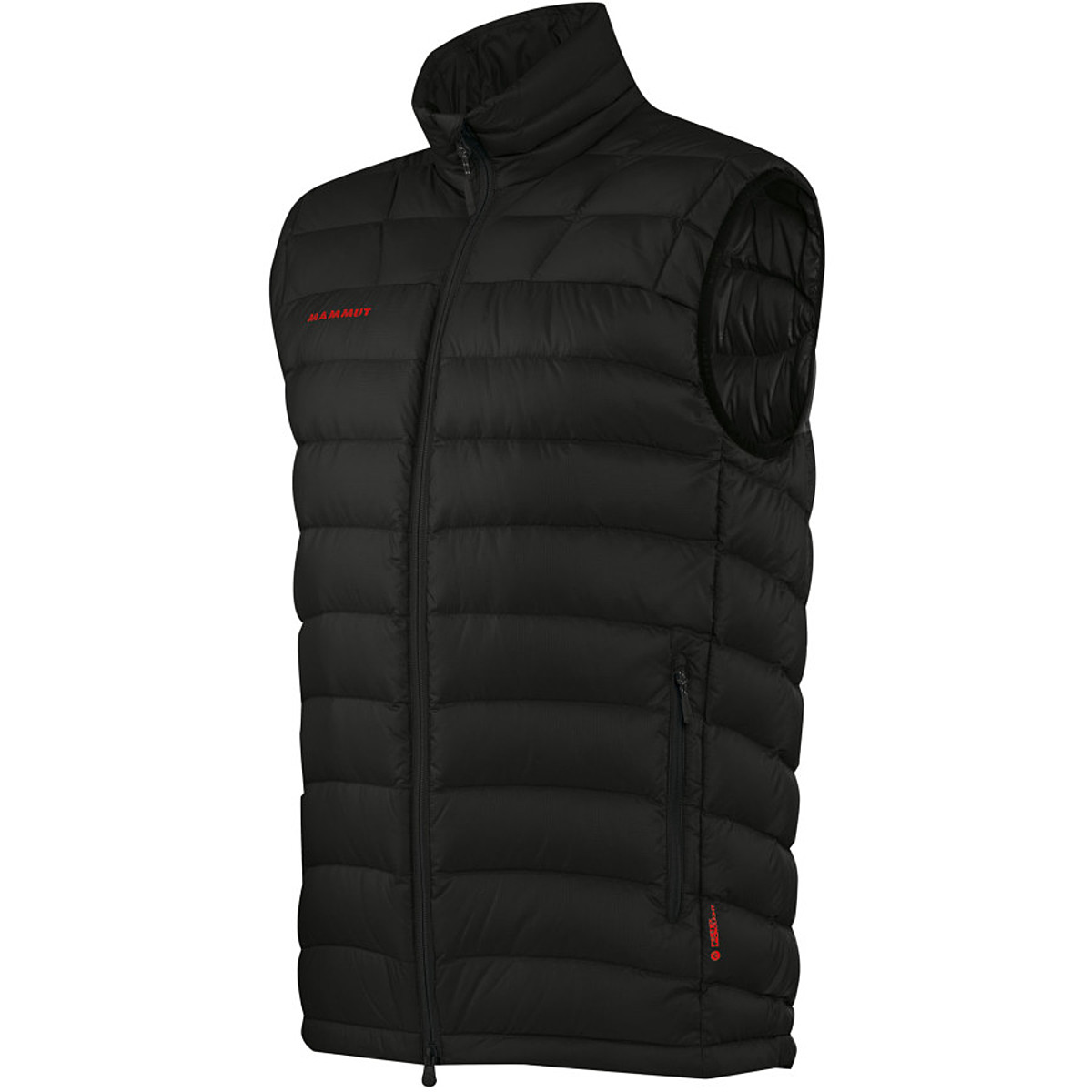 photo: Mammut Broad Peak Vest down insulated vest