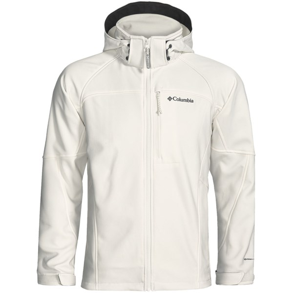 photo: Columbia Cascade Ridge Softshell soft shell jacket