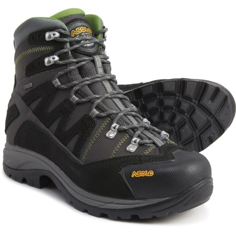 photo: Asolo Neutron GV hiking boot