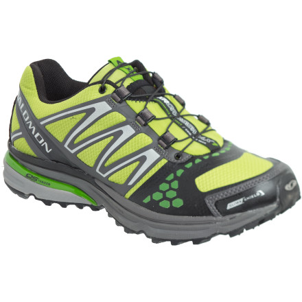 photo: Salomon Men's XR Crossmax Guidance CS trail running shoe