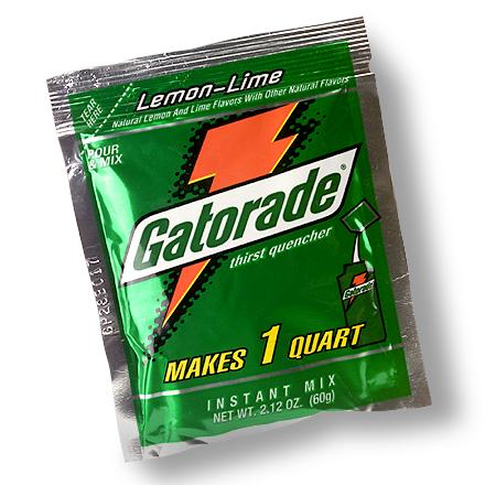 Gatorade Lemon-Lime Mix