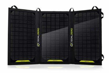 photo: Goal Zero Nomad 20M Solar Panel solar charger
