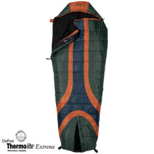photo: Slumberjack Sonora +30°F 3-season synthetic sleeping bag