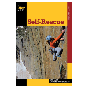 photo: Falcon Guides Self-Rescue first aid/safety/survival book