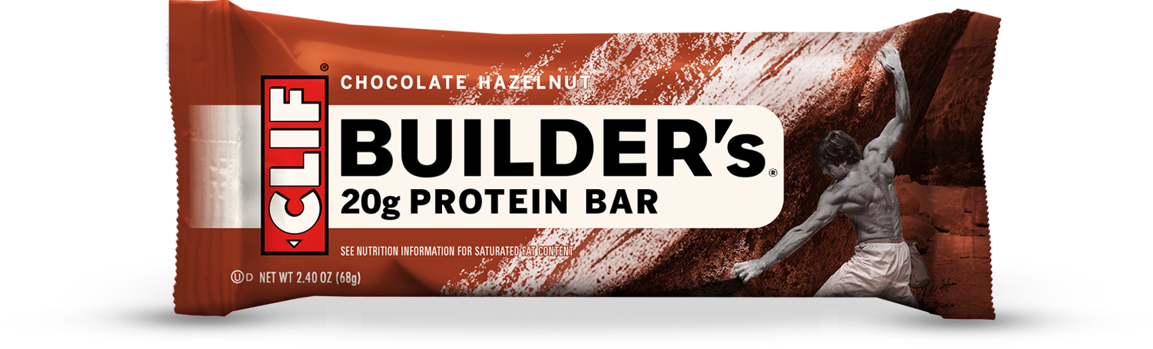 Clif Builder's Chocolate Hazelnut