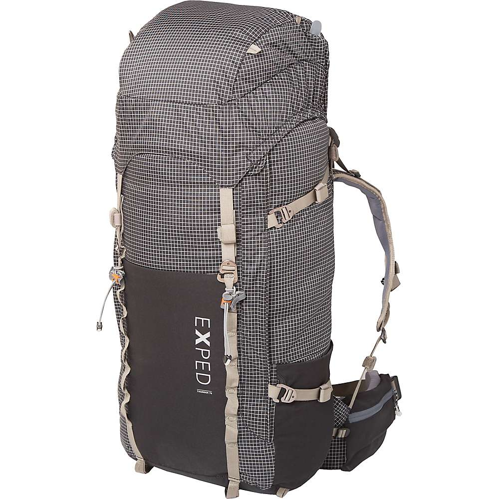 photo: Exped Women's Thunder 70 expedition pack (70l+)