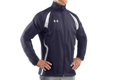 photo: Under Armour Mission Jacket long sleeve performance top