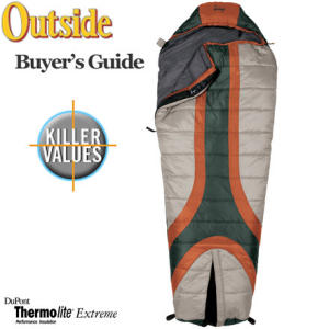 photo: Slumberjack Super Guide +30°F 3-season synthetic sleeping bag