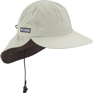 photo: Columbia Schooner Bank Cachalot sun hat