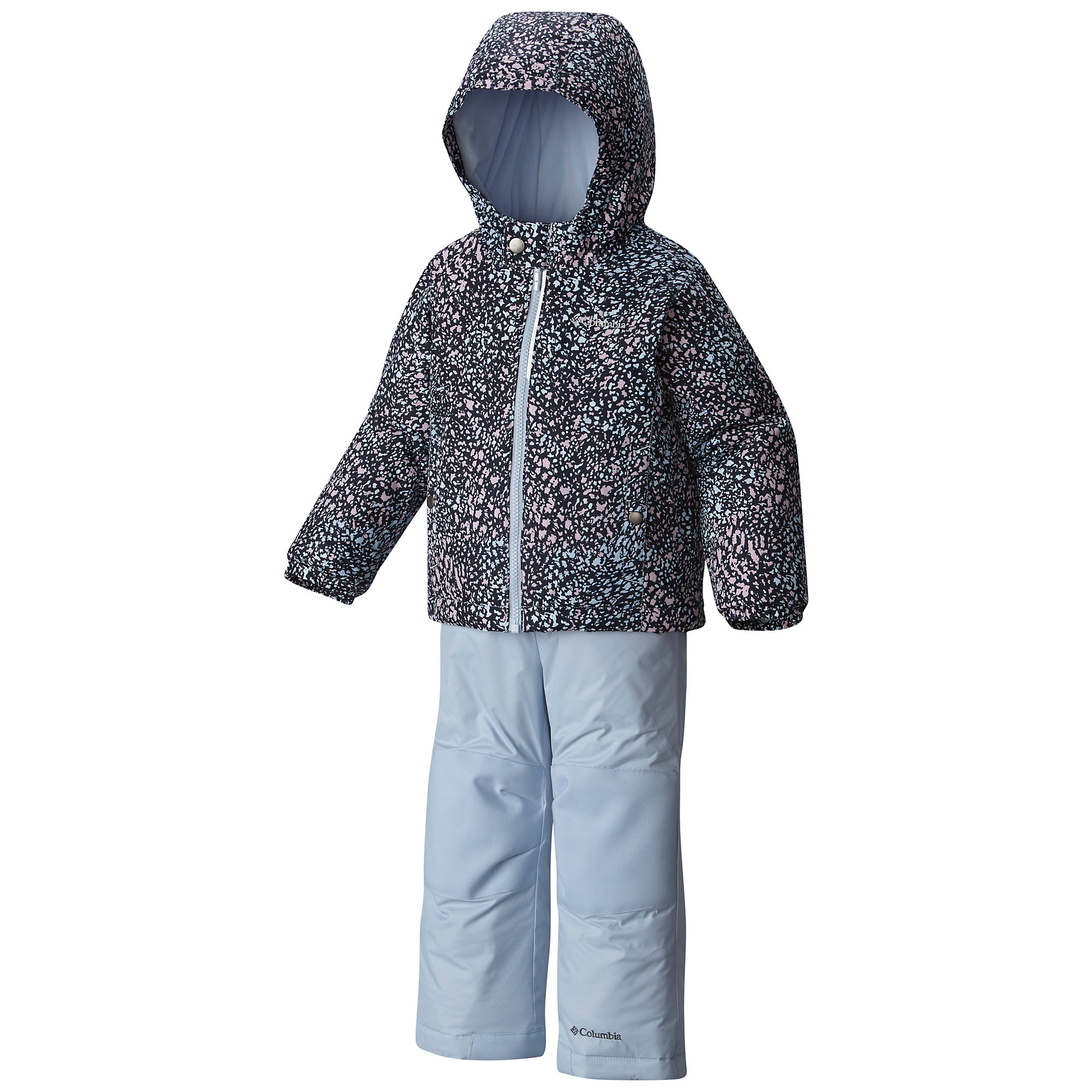 photo: Columbia Boys' Frosty Slope Set kids' snowsuit/bunting