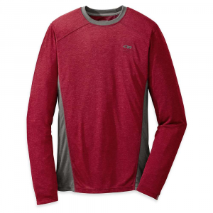 photo: Outdoor Research Sequence LS Tee long sleeve performance top