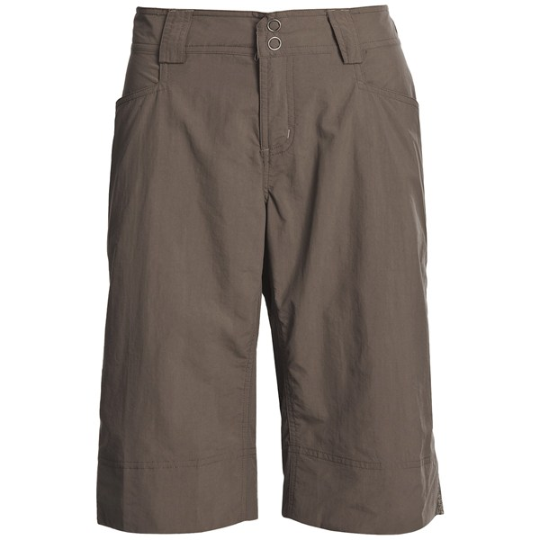 photo: Outdoor Research Solitaire Shorts hiking short