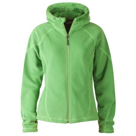 photo: Cloudveil Gridlock Full Zip Hoodie fleece jacket