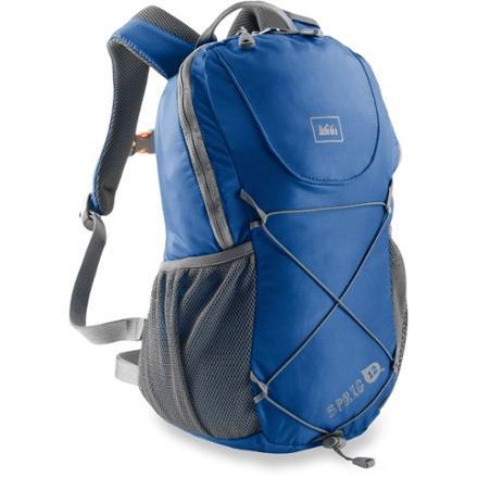 photo: REI Sprig 12 daypack (under 2,000 cu in)