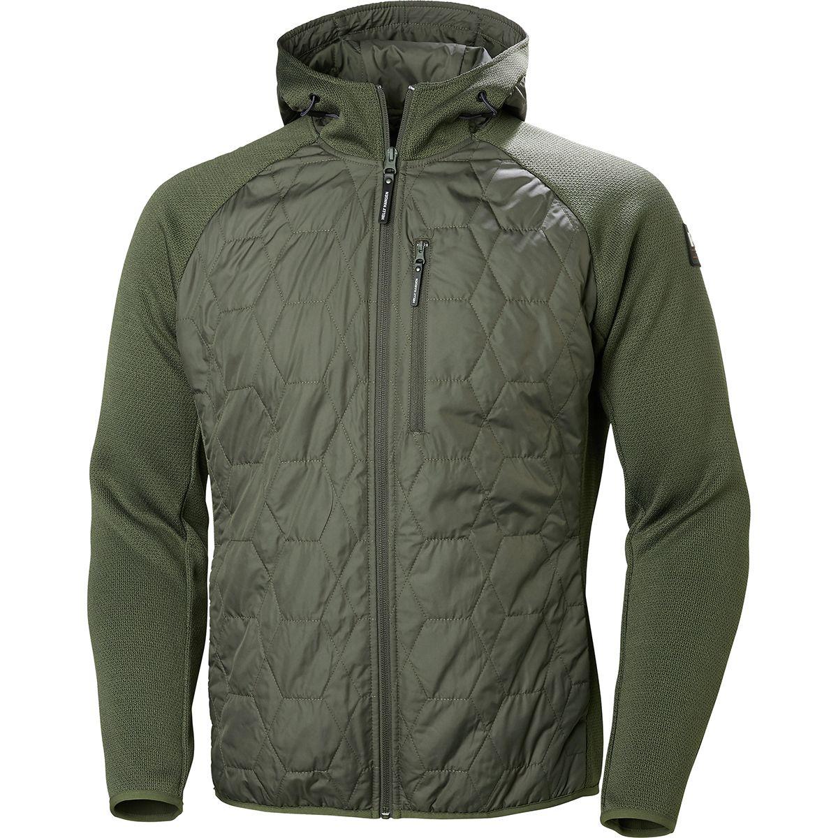photo: Helly Hansen Shore Hybrid Insulator Jacket synthetic insulated jacket