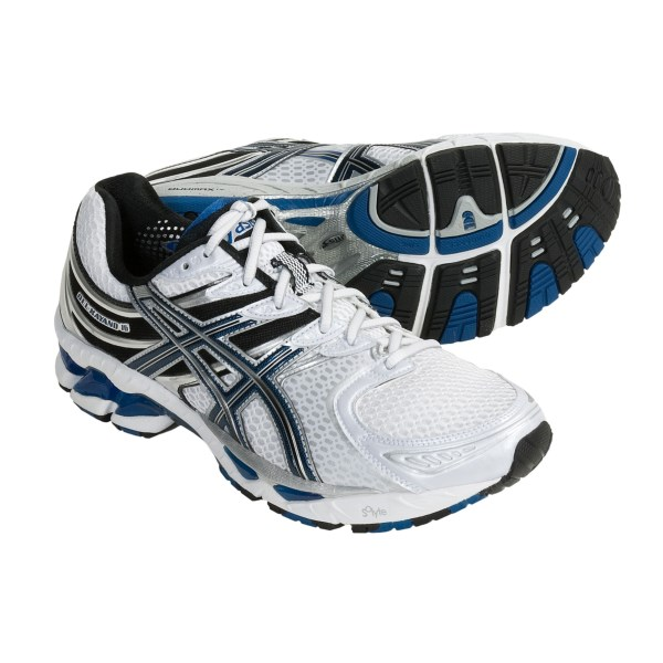 photo: Asics Women's Gel-Kayano 16 trail running shoe