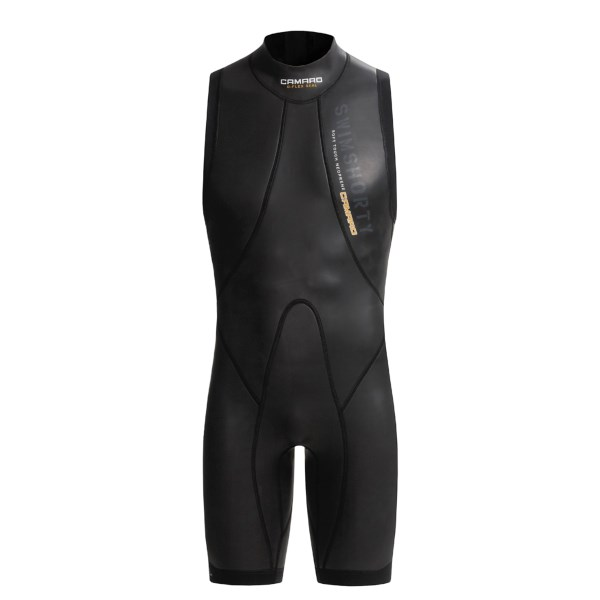 photo: Camaro Swim Shorty - 3/2mm wet suit