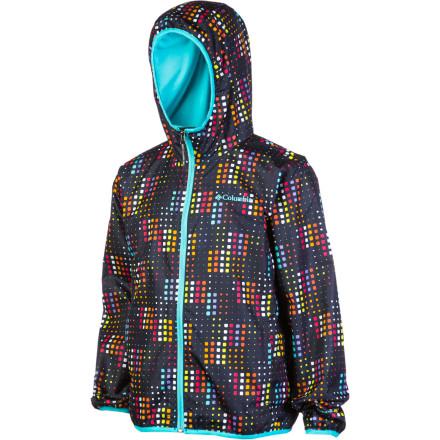 photo: Columbia Pixel Grabber Wind Jacket wind shirt