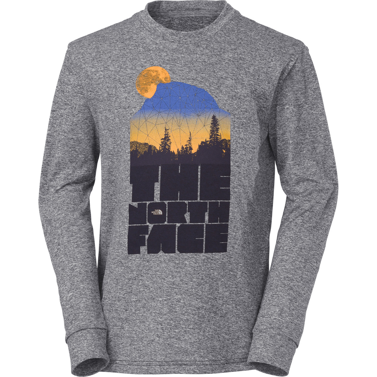 The North Face Markhor Hike Long-Sleeve Tee