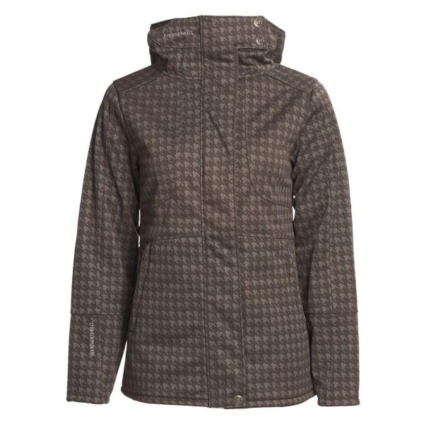 photo: Avalanche Wear Pixie Hill Coat soft shell jacket