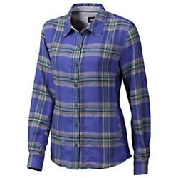 photo: Marmot Maci Flannel LS hiking shirt