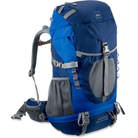 photo: REI Passage 40 overnight pack (2,000 - 2,999 cu in)
