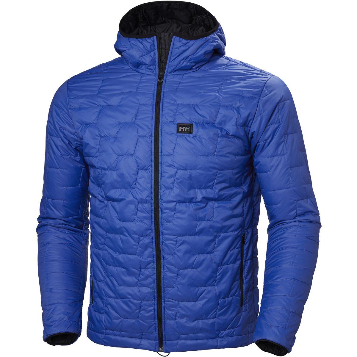 photo: Helly Hansen Men's Lifaloft Hooded Insulator Jacket synthetic insulated jacket