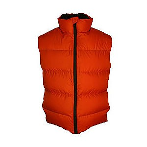 photo: Feathered Friends Hyperion Vest down insulated vest