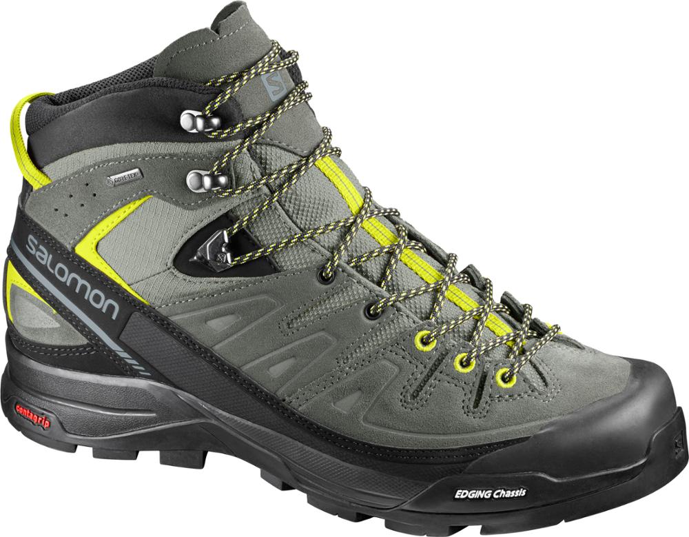 photo: Salomon X Alp Mid LTR GTX hiking boot