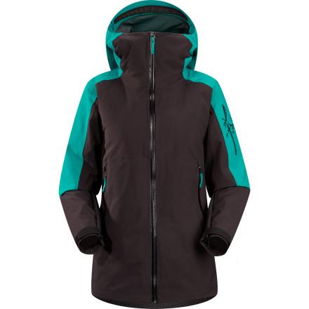 photo: Arc'teryx Kamoda Jacket synthetic insulated jacket