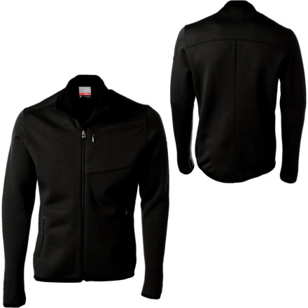 photo: Icebreaker Aspiring Zip fleece jacket
