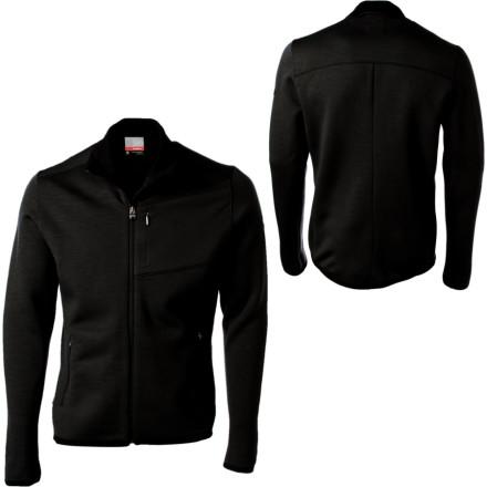 photo: Icebreaker Aspiring Zip fleece jacket