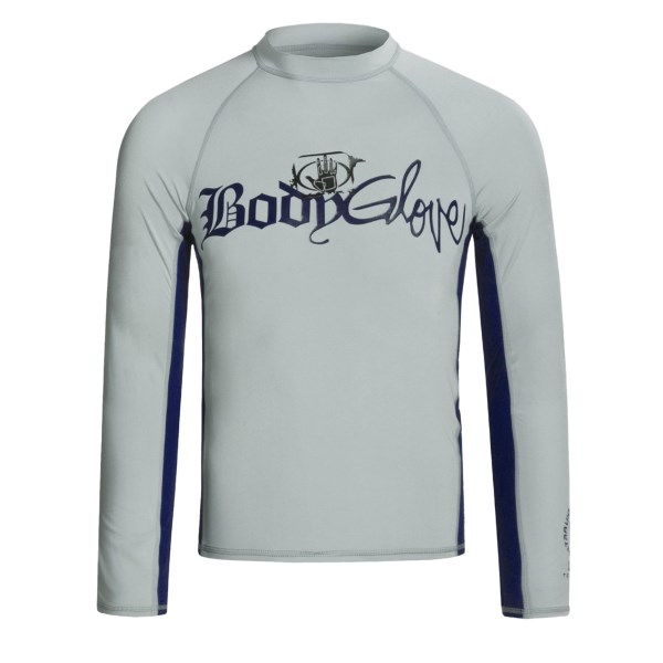 photo: Body Glove Basic Deluxe Rash Guard Long Sleeve long sleeve rashguard