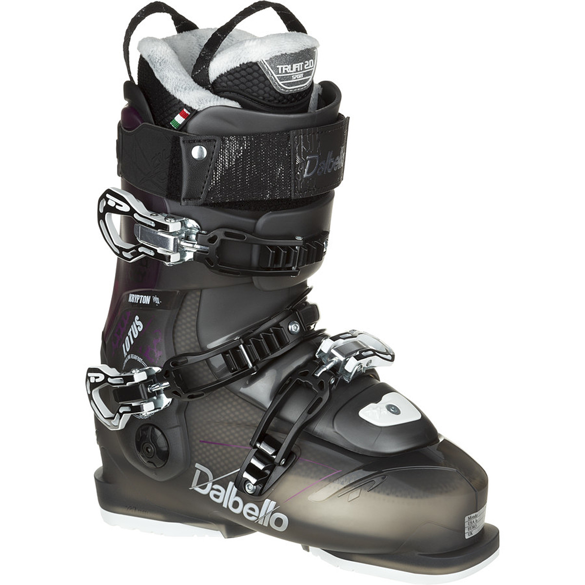 photo: Dalbello Krypton 2 Lotus Ski Boot alpine touring boot