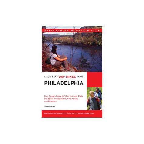 photo: Appalachian Mountain Club Best Day Hikes Near Philadelphia us northeast guidebook