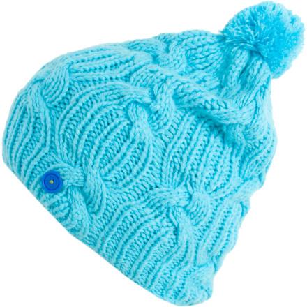 photo: Under Armour Snowmaggedon Pom Beanie winter hat
