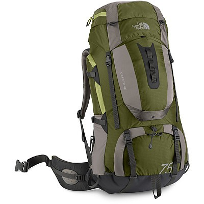 photo: The North Face Crestone 75 expedition pack (70l+)