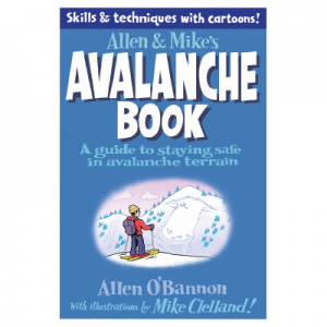 photo: Globe Pequot Allen & Mikes Avalanche Book first aid/safety/survival book