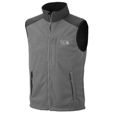 photo: Mountain Hardwear Mountain Tech Vest fleece vest