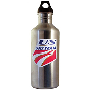New Wave Enviro US Ski Team 40oz Stainless Steel Water Bottle
