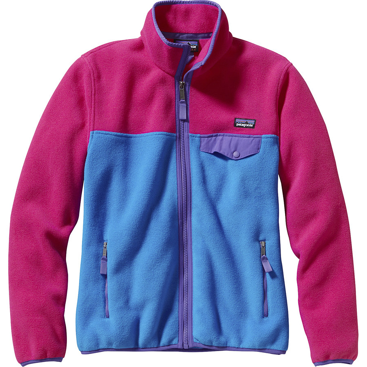 Patagonia Full-Zip Snap-T Jacket