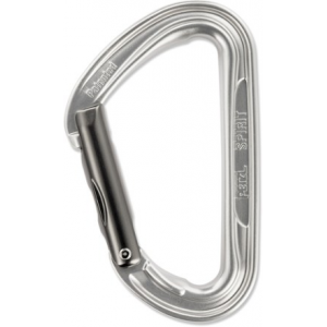 photo: Petzl Spirit Straight Gate non-locking carabiner